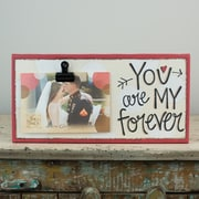 Glory Haus You Are My Forever Clip Picture Frame