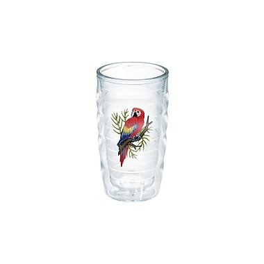 Tervis Tumbler Garden Party Macaw 10 Oz. Wavy Tumbler