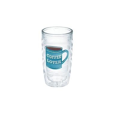 Tervis Tumbler Eat Drink Be Merry I Love Coffee 10 Oz. Wavy Tumbler