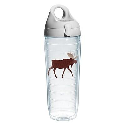 Tervis Tumbler Great Outdoors Moose 24 oz. Plastic Water Bottle