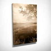 WexfordHome ''Peaceful Morning II'' by Monte Nagler Photographic Print on Wrapped Canvas