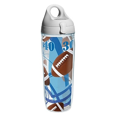 Tervis Tumbler Game On Football Water Bottle