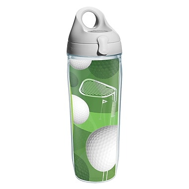 Tervis Tumbler Game On Golf Balls Water Bottle