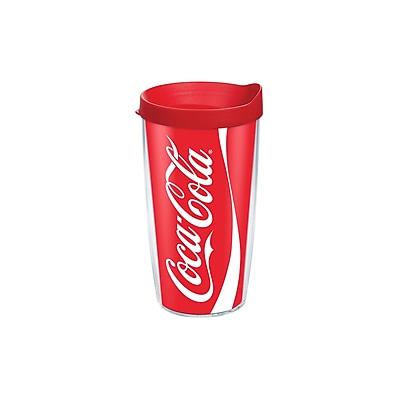 Tervis Tumbler Coca-Cola Coke Can 16 16 oz. Plastic Travel Tumbler