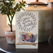 Glory Haus You Are Loved String Picture Frame