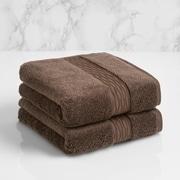 LOFT by Loftex Innovate Hand Towel; Plum Truffle