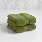 LOFT by Loftex Innovate Hand Towel; Lawn