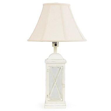 Island Way Window Pane 31.5'' Table Lamp