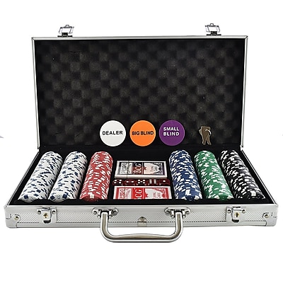 Kovot Chip Dice Style Poker Set WYF078279864915