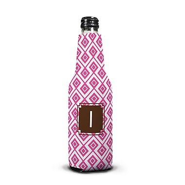Dabney Lee Lucy Single Initial Bottle Koozie; I