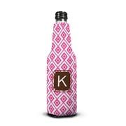 Dabney Lee Lucy Single Initial Bottle Koozie; K