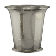 NU Steel Classic Stainless Steel Trash Can