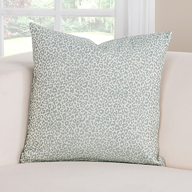 PoloGear Lana Accent Throw Pillow; 16'' H x 16'' W x 6'' D