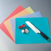 Chop Chop Flexible Plastic Cutting Mat (Set of 4) by
