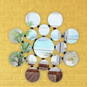 Artistic Products Breeze Point Wall Mirror; 30'' H x 30'' W