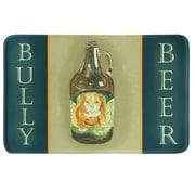 Bacova Guild Standsoft Memory Foam Bully Beer Pole Mat