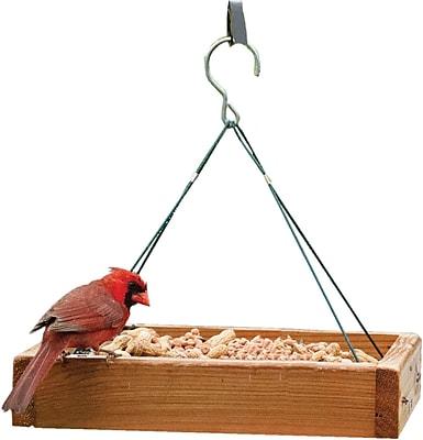 Audubon/Woodlink Hanging Platform Tray Bird Feeder (WYF078277045745) photo