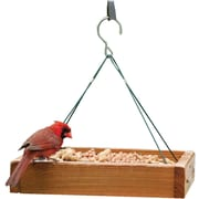 Audubon/Woodlink Hanging Platform Tray Bird Feeder