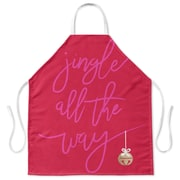 Kavka Jingle Apron; Red