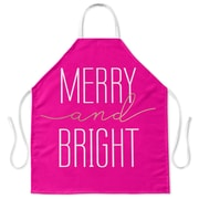 Kavka Merry and Bright Apron; Pink