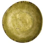 Melange 18 oz. Melamine Salad Bowl (Set of 6); Lime Green
