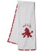 Pam Grace Creations 2 Piece Nursery and Kid Bath Towel Set