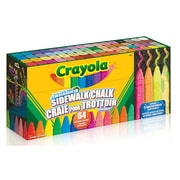 Crayola Ultimate Chalk Collection, 64/Pack