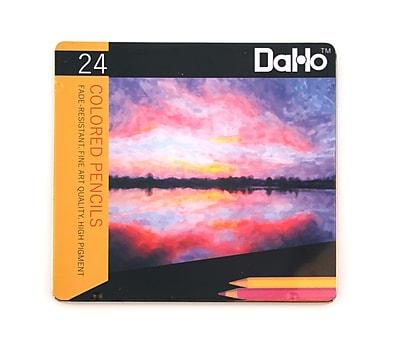 DaHo Sunset Lake Premium Colored Pencils (Set of 24)
