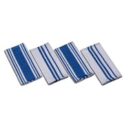 Didi's Kitchen Vintage Dishcloth (Set of 4); Blue