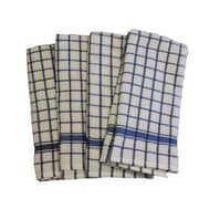 Didi's Kitchen Terry Dishcloth (Set of 4); Blue