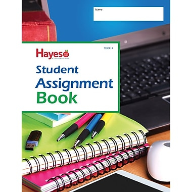 Flipside Products Student Assignment Book (Set of 12)