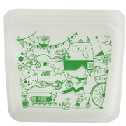 Stasher Monsters 450 Oz. Food Storage Container
