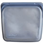 Stasher 450 Oz. Food Storage Container; Gray