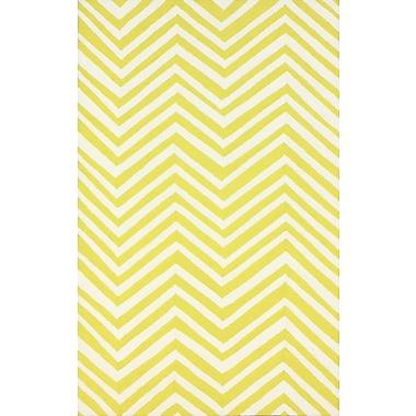 nuLOOM Serendipity Mustard Jadore Area Rug; 5' x 8'