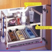 Rebrilliant Under Sink Storage Shelf