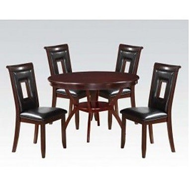 A&J Homes Studio Roger 5 Piece Dining Set