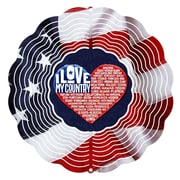 Next Innovations Love My Country New 2017 Wind Spinner