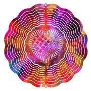 Next Innovations Rainbow Love New 2017 Wind Spinner