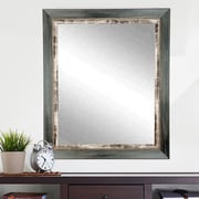 BrandtWorksLLC Weathered Harbor Wall Mirror; 36'' H x 32'' W x 1'' D