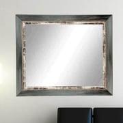 BrandtWorksLLC Weathered Harbor Wall Mirror; 32'' H x 50'' W x 1'' D