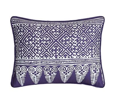 LUX-BED Grand Palace Cotton Lumbar Pillow