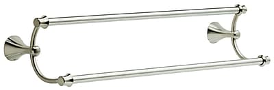 Delta Addison 24'' Wall Mounted Towel Bar; Brilliance Stainless