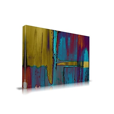 Maxwell Dickson Negatives Graphic Art on Canvas; 18'' H x 24'' W