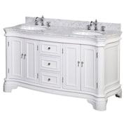 KBC Katherine 60'' Double Bathroom Vanity Set