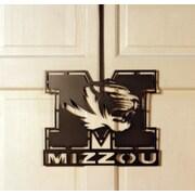 HensonMetalWorks Collegiate Logo Door Hanger; University of Missouri