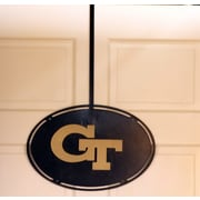 HensonMetalWorks Collegiate Logo Door Hanger; Georgia Institute of Technology