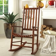 A&J Homes Studio Laik Rocking Chair; Cherry Oak