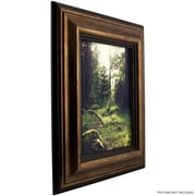 Winston Porter Langleyville 3.02'' Wide Smooth Distressed Picture Frame; 5'' x 7''