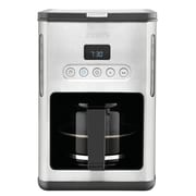 Krups 10-Cup Coffee Maker with Glass Carafe Programmable