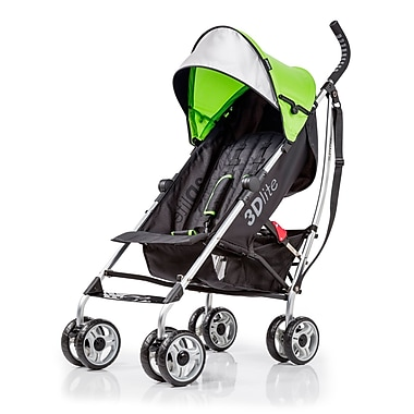 Summer Infant 3D-Lite Convenience Stroller, Lime